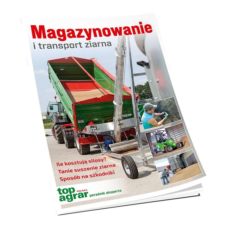 Magazynowanie i transport ziarna