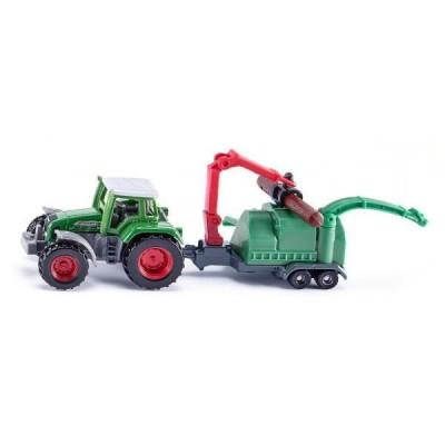Siku 1675 - traktor z...