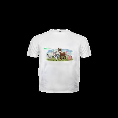 Koszulka dziecięca ze...