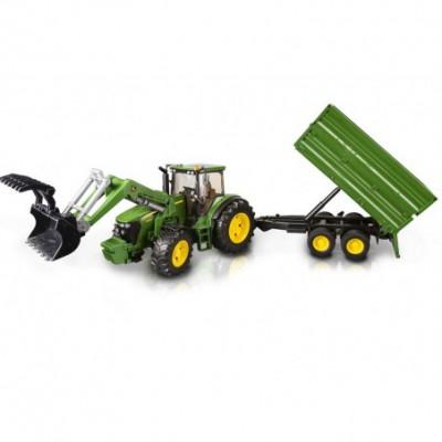 Bruder 3055 - traktor John...