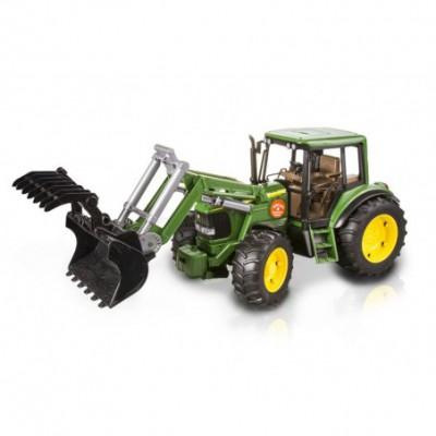Bruder 2052 - traktor John...