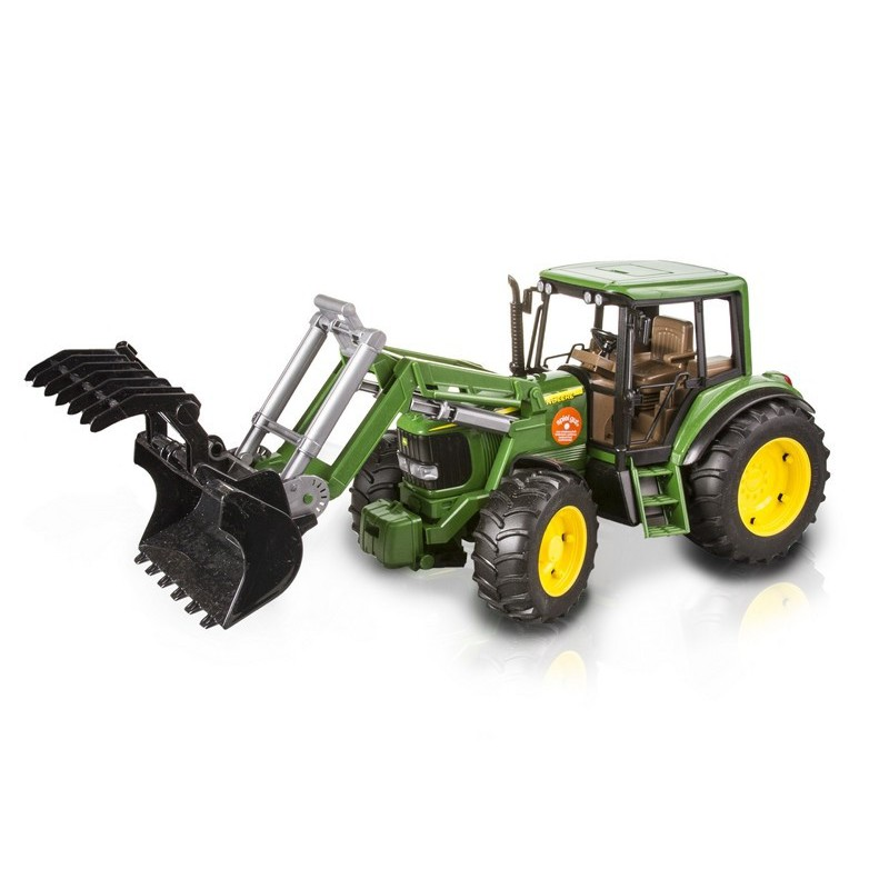 BRUDER 3020 Traktor New Holland TG285
