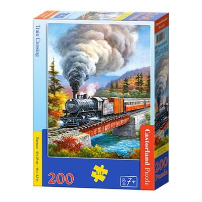 Puzzle 200 elementów –...