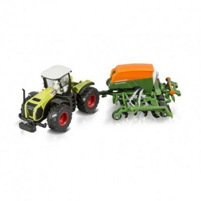 Siku 1826 - traktor Claas...