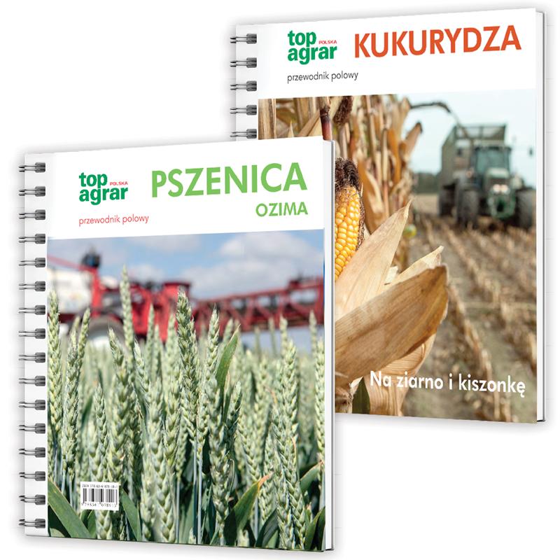 Pakiet: Przewodniki polowe - Pszenica oraz Kukurydza