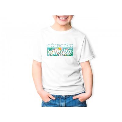 Koszulka dziecięca Córeczka...