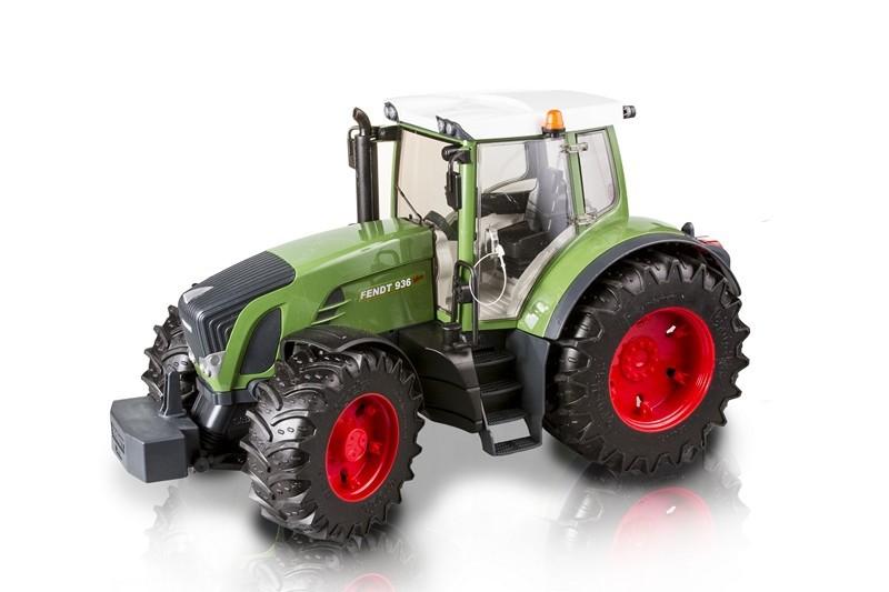 BRUDER 3040 - Traktor Fendt 936 Vario