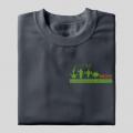Koszulka WiOM- W warzywach jest moc!