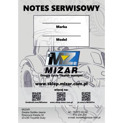 Notes serwisowy - Profi...