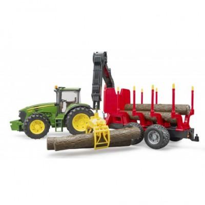 Bruder 3054 -Traktor John...