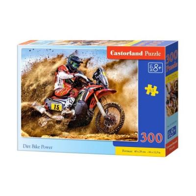 Puzzle 300 elementów - Dirt...