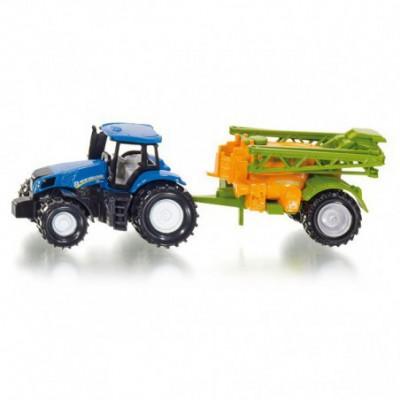Siku 1668 - traktor ze...