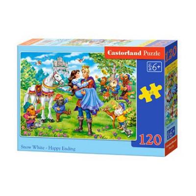 Puzzle 120 elementów - Snow...