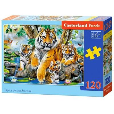 Puzzle 120 elementów -...