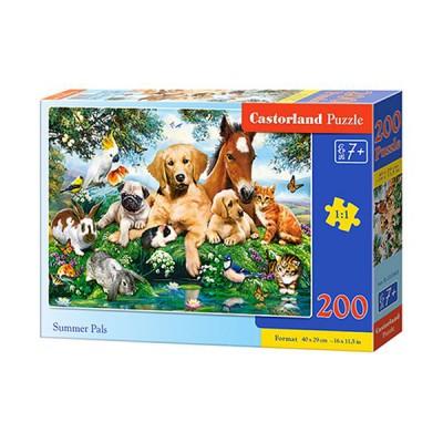 Puzzle 200 elementów -...