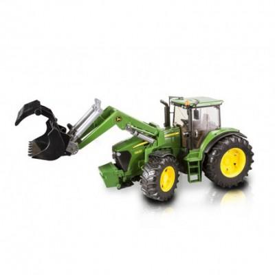 BRUDER 3051 - Traktor John...
