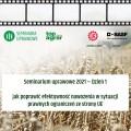 Seminarium uprawowe top agrar Polska 2021 – Dzień 1