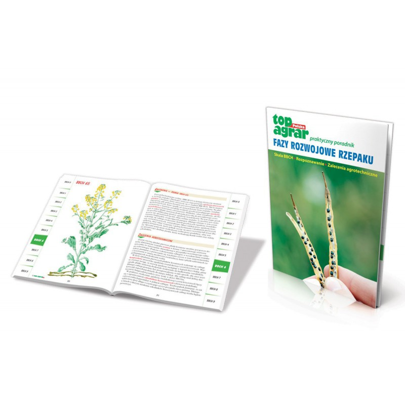 Pakiet ZBOŻA: zboża - ochrona i prowadzenie łanu + fazy rozwojowe zbóż