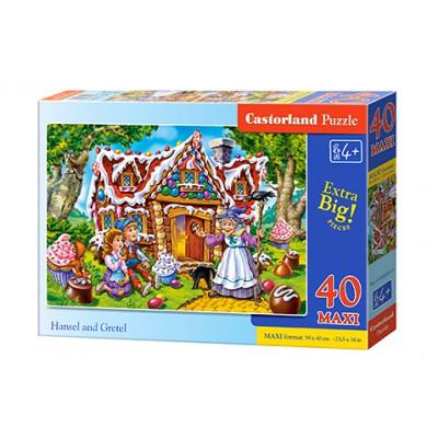 Puzzle Maxi Castorland...
