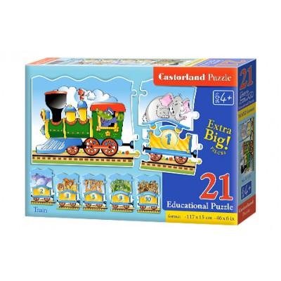 Puzzle Castorland 21 E-135...