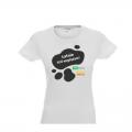 Koszulka damska - łatnie dziś wyglądam