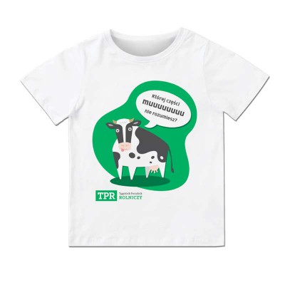 Koszulka dziecięca - Muuuuu