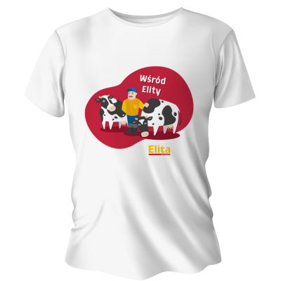 Koszulka męska - wśród ELITY