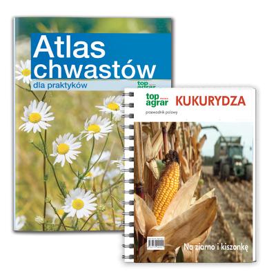 Pakiet - Atlas chwastów +...