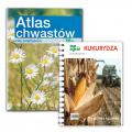 Pakiet - Atlas chwastów + Kukurydza - przewodnik polowy