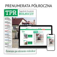 Tygodnik Poradnik Rolniczy – półroczna prenumerata