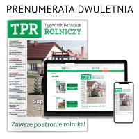 Tygodnik Poradnik Rolniczy – dwuletnia prenumerata