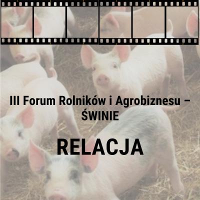 III Forum Rolników i...