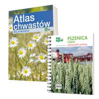 Pakiet - Atlas chwastów + Pszenica ozima - przewodnik polowy