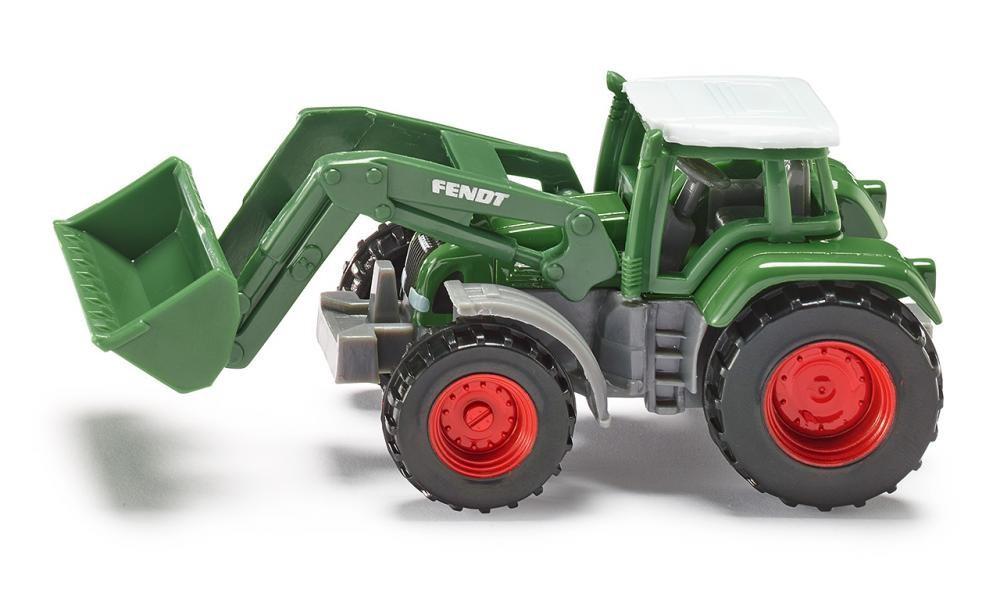 Siku 1039 - traktor Fendt z ładowarką