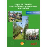 XXV Dzień Otwarty Sadu Doświadczalnego SGGW w Wilanowie