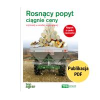 Rosnący popyt ciągnie ceny - publikacja PDF
