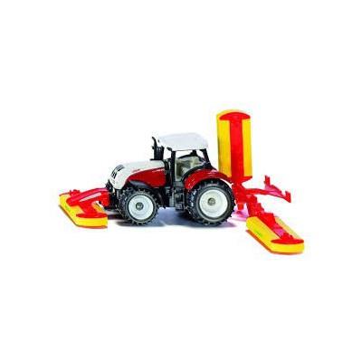 BRUDER 3042 - Traktor Fendt 936 Vario leśny