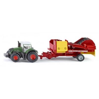SIKU 1808 Traktor z...