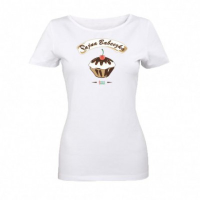 Koszulka damska – Fajna...