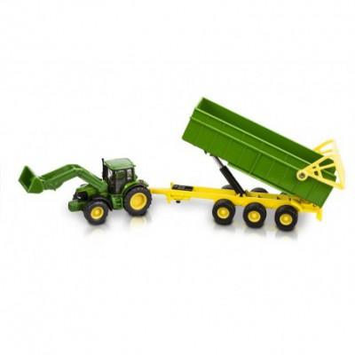 Siku 1843 - traktor John...