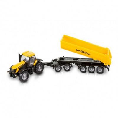 SIKU 1858 Traktor JCB 8250...