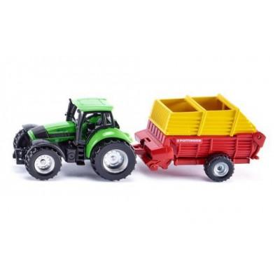 Siku 1676 - traktor z...