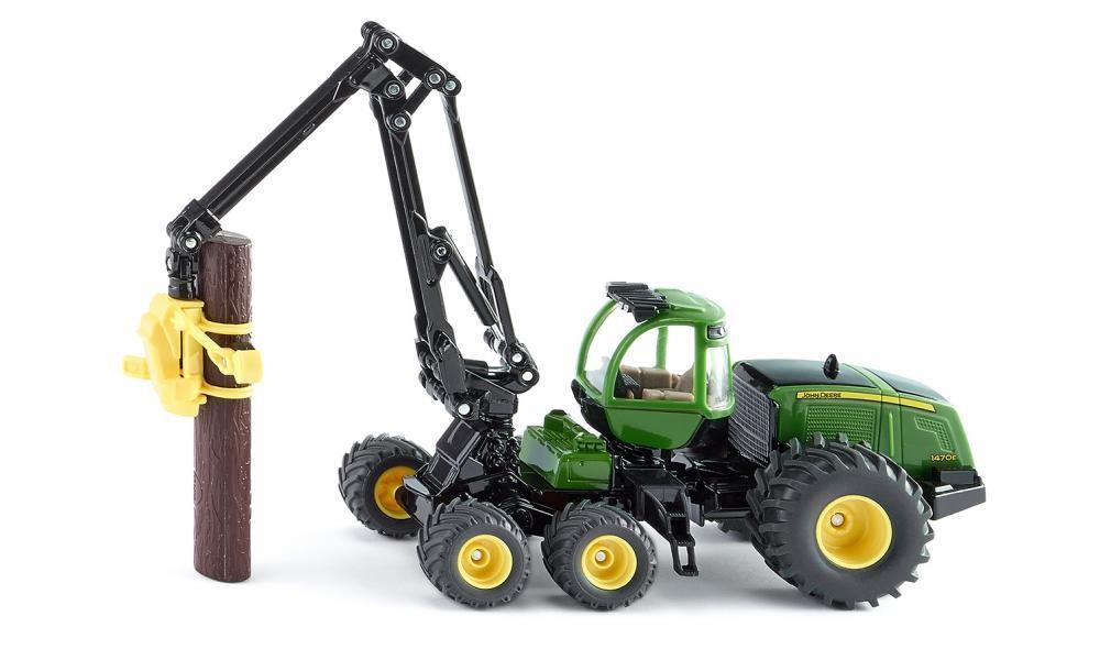 Siku 1994 – kombajn John Deere Harvester