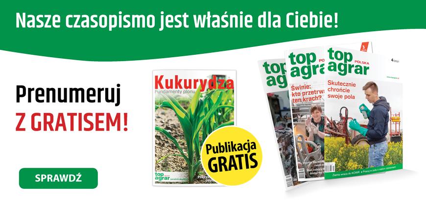 Prenumerata top agrar Polska